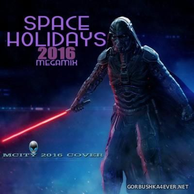 Space Holidays Megamix 2015 by Serzh83