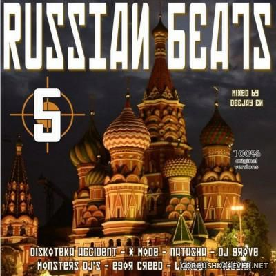 Russian Beats Megamix 05 [2015] By Deejay EN