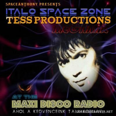 Tess Productions Megamix [2015] by SpaceAnthony