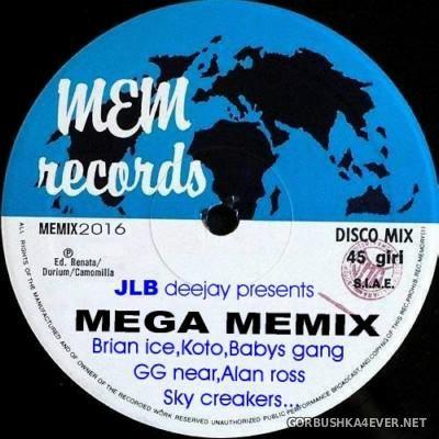 JLB DJ - Mega MeMix 2016.1