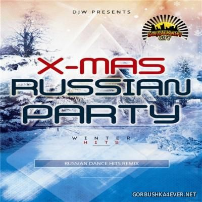 DJ Woxtel - X-Mas Russian Party 2015