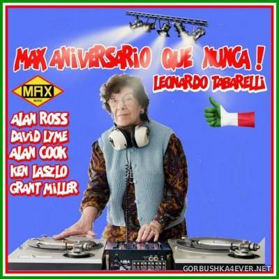 Max Aniversario Que Nunca Mix By Leonardo Tabarelli