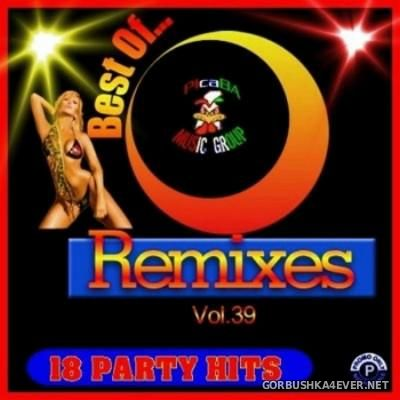 Best Of Remixes vol 39 [2011]