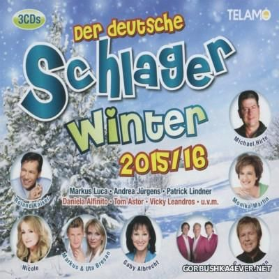 Der Deutsche Schlager Winter 2015/16 [2015] / 3xCD
