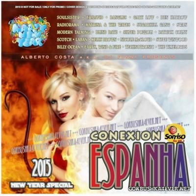 DJ Funny - Conexion Espanha [2015] New Year Edition