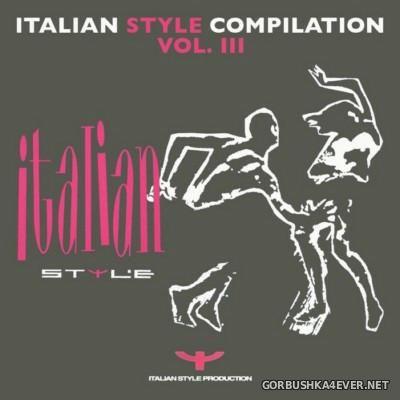 VA - Italian Style Compilation vol 3 [2013]