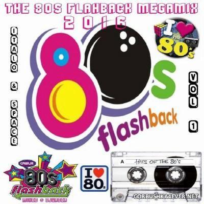 DJ vADER - The 80s Flashback Megamix 2016.1