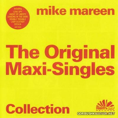 Mike Mareen - The Original Maxi-Singles Collection [2016]