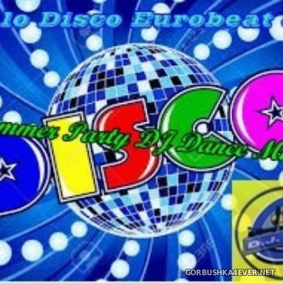 DJ Jeep - Summer Party DJ Dance Mix [2016] Italo Disco Eurobeat 80s