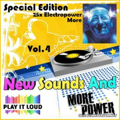 New Sounds & More Power vol 4 [2016] Special Edition
