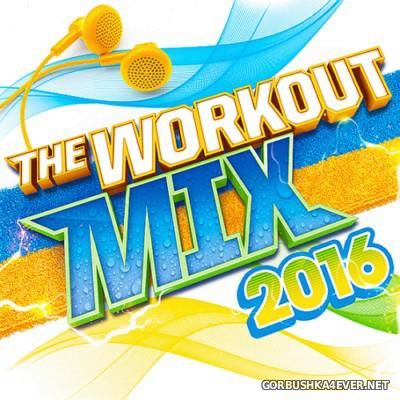 VA - The Workout Mix 2016 [2015]