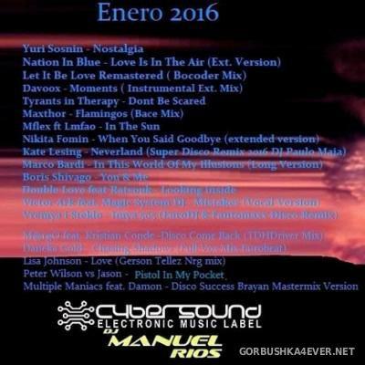DJ Manuel Rios - Enero Mix [2016]