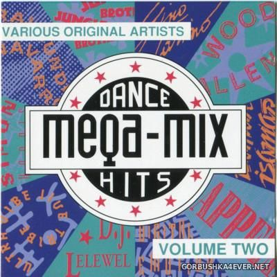 Mega-Mix Dance Hits vol 2 [1990]