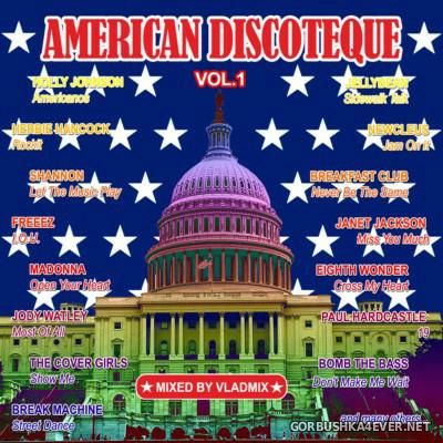 American Discoteque vol 1 [2016]