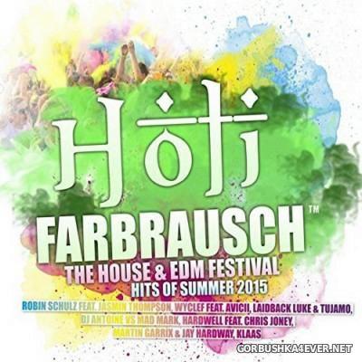 Holi Farbrausch [2015] / 2xCD