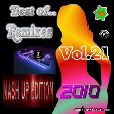 Best Of Remixes vol 21 [2010]