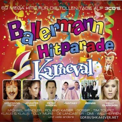 Ballermann Hitparade Karneval [2016] / 3xCD