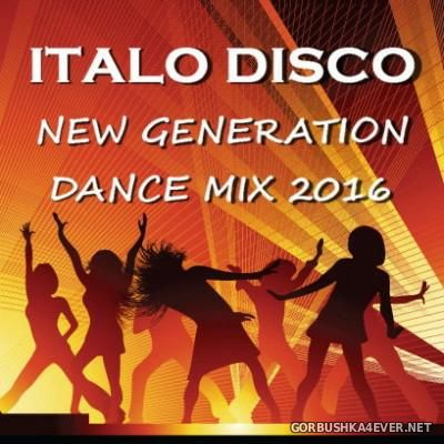 DJ Yela - New Generation ItaloDisco Dance Mix 2016