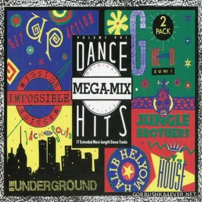 Mega-Mix Dance Hits vol 1 [1989] / 2xCD