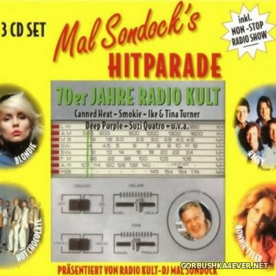 Mal Sondock's Hitparade - 70er Jahre Radio Kult [1999] / 3xCD