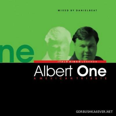 Danielbeat DJ - Albert One ''A Mexican Tribute'' [2007]
