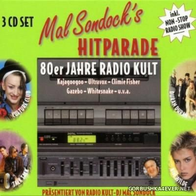 Mal Sondock's Hitparade - 80er Jahre Radio Kult [1999] / 3xCD