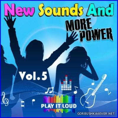 New Sounds & More Power vol 5 [2016]