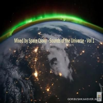 Sounds Of The Universe 2016.1 mixed by SpaceCsoky