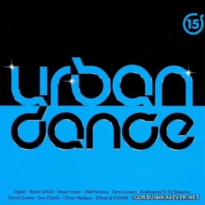 Urban Dance vol 15 [2016] / 3xCD