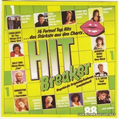 Hitbreaker 16 formel top hits 1988 1 25 january 2016 for 1988 hit songs
