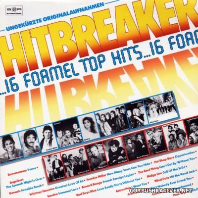 Hitbreaker - 16 Formel Top Hits 1986.3