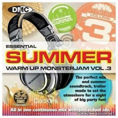 [DMC] Monsterjam - Summer Warm Up vol 3 [2015] by DJ Ivan Santana