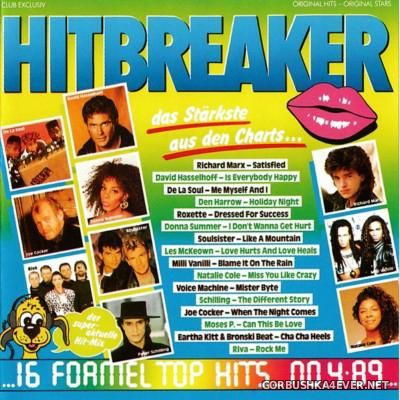 Hitbreaker - 16 Formel Top Hits 1989.4