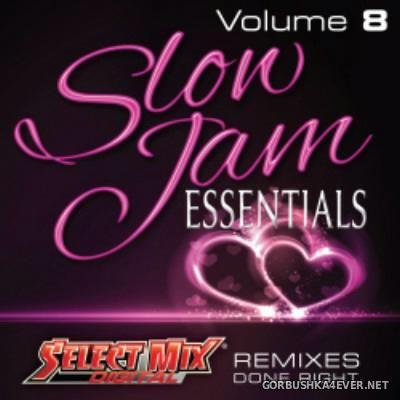 [Select Mix] Slow Jam Essentials vol 08 [2015]