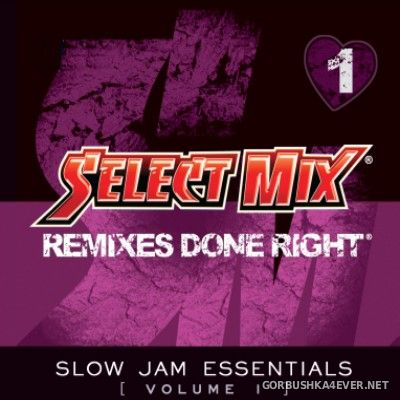 [Select Mix] Slow Jam Essentials vol 01 [2005]