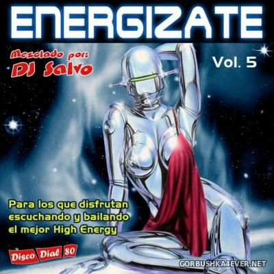 DJ Salvo - Energizate vol 5 [2016]
