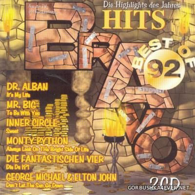 [Bravo Hits] Best Of '92 [1995] / 2xCD