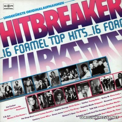 Hitbreaker - 16 Formel Top Hits 1986.2