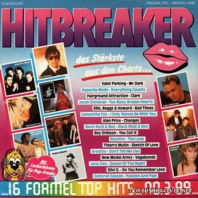 Hitbreaker - 16 Formel Top Hits 1989.3