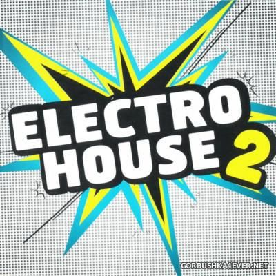 [Blanco y Negro] Electro House 2 [2006] / 2xCD / Mixed by Caesar's Scissors