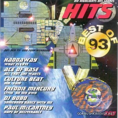 [Bravo Hits] Best Of '93 [1995] / 2xCD