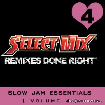 [Select Mix] Slow Jam Essentials vol 04 [2008]