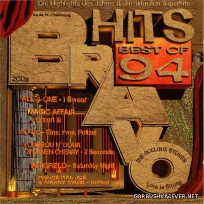 [Bravo Hits] Best Of '94 [1994] / 2xCD