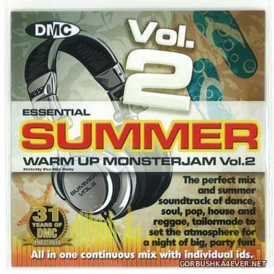 [DMC] Monsterjam - Summer Warm Up vol 2 [2014] by DJ Ivan Santana