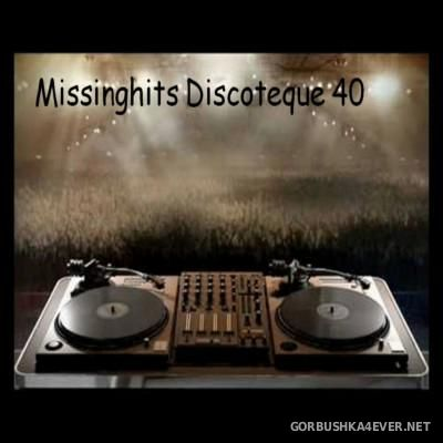 Discotheque Missing Hits vol 40 [2015]