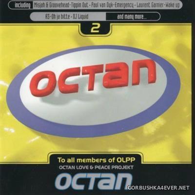 [Dogondke Media] Octan volume 02 (1995)