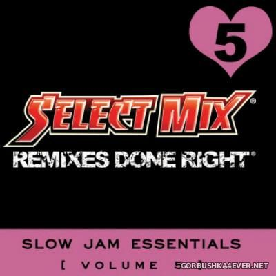 [Select Mix] Slow Jam Essentials vol 05 [2009]