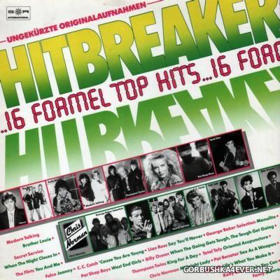 Hitbreaker - 16 Formel Top Hits 1986.1