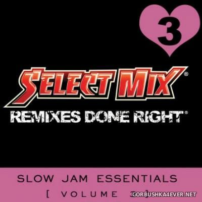 [Select Mix] Slow Jam Essentials vol 03 [2007]