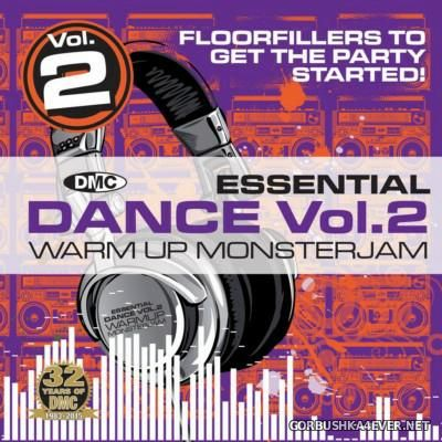 [DMC] Monsterjam - Essential Dance Warm Up Vol 2 [2015]